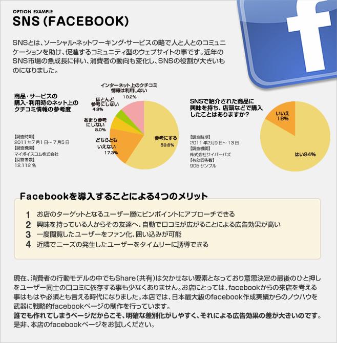 SNS(FACEBOOK)